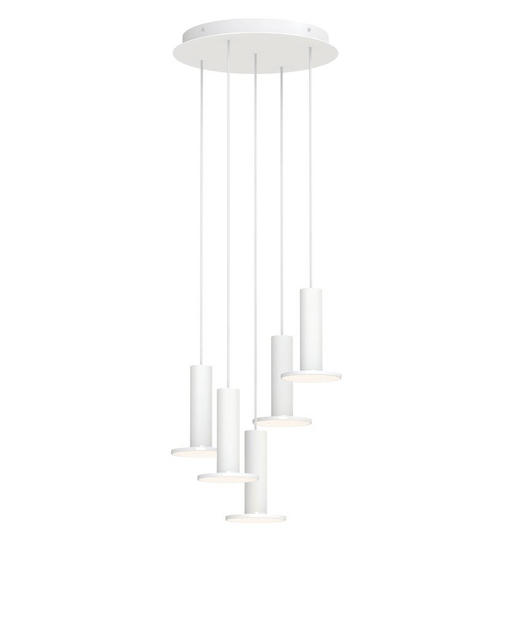 Cielo HB Chandelier 5 Light from Pablo Designs | Modern Lighting + Decor