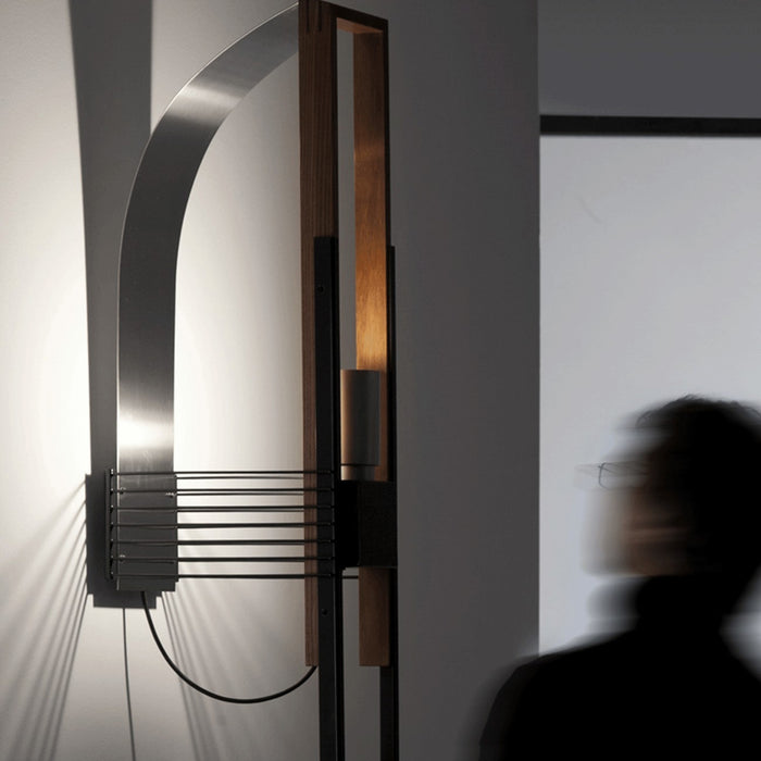 Marx Wall Sconce from Martinelli Luce | Modern Lighting + Decor
