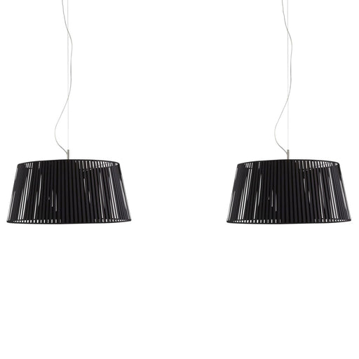 Ribbon SO 40/2 Pendant Light from Morosini | Modern Lighting + Decor