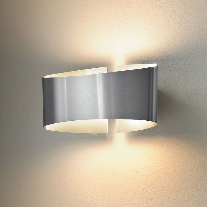 Voila Metal Wall Light | Modern Lighting + Decor