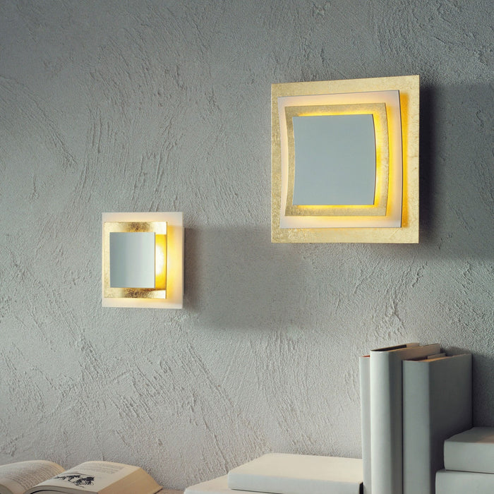 Pages Large Wall sconce from Escale | Modern Lighting + Decor