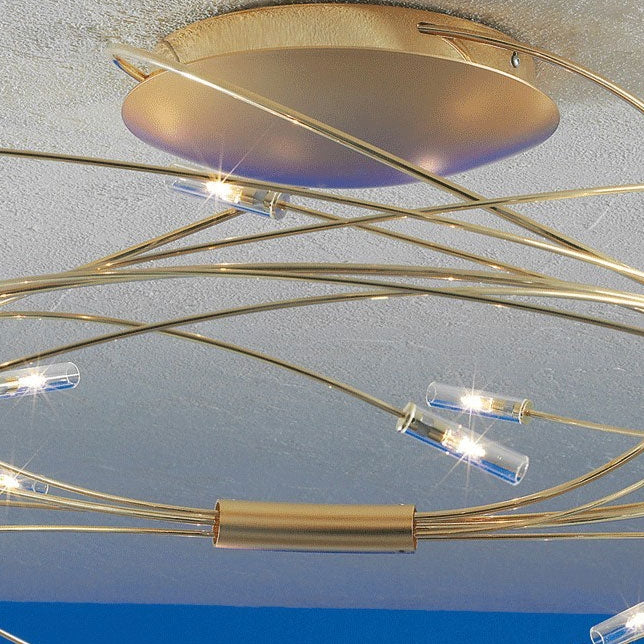 Buy online latest and high quality Spin 9 Ceiling Light from Escale | Modern Lighting + Decor