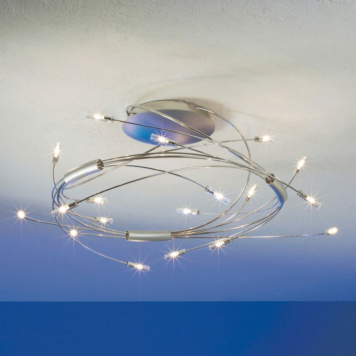 Buy online latest and high quality Spin 18 Ceiling Light from Escale | Modern Lighting + Decor