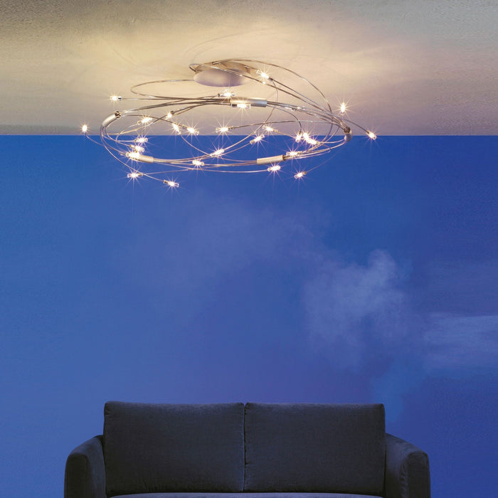 Buy online latest and high quality Spin 30 Ceiling Light from Escale | Modern Lighting + Decor