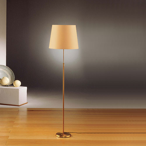 Buy online latest and high quality Illuminator 6354 Wide Shade Floor Lamp from Holtkotter | Modern Lighting + Decor