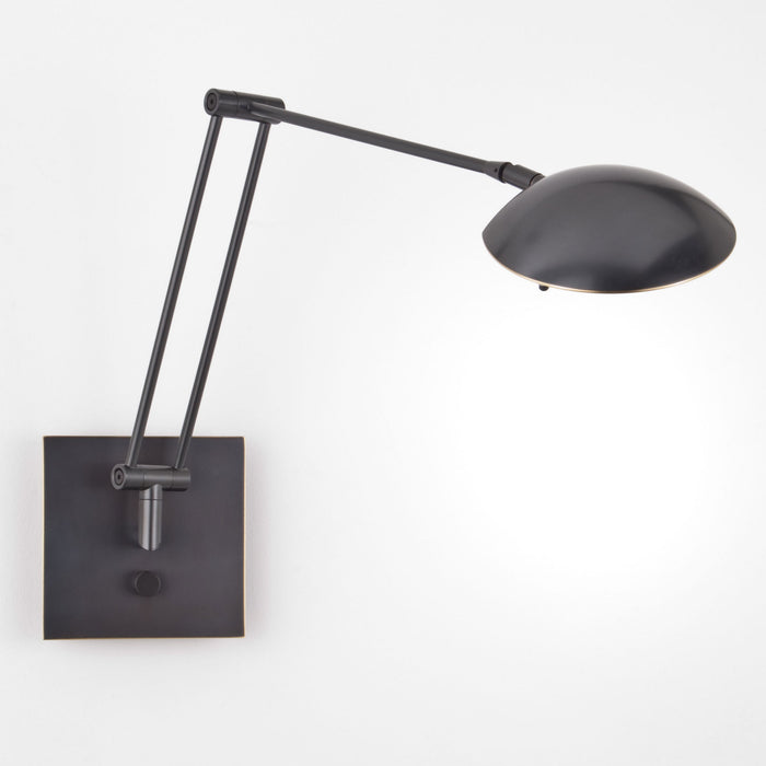 Buy online latest and high quality Bernie Turbo 28 Inch Swing Arm Wall Light from Holtkotter | Modern Lighting + Decor