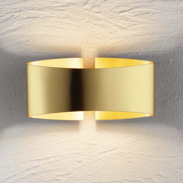 Buy online latest and high quality Voila Metal Wall Light from Holtkotter | Modern Lighting + Decor