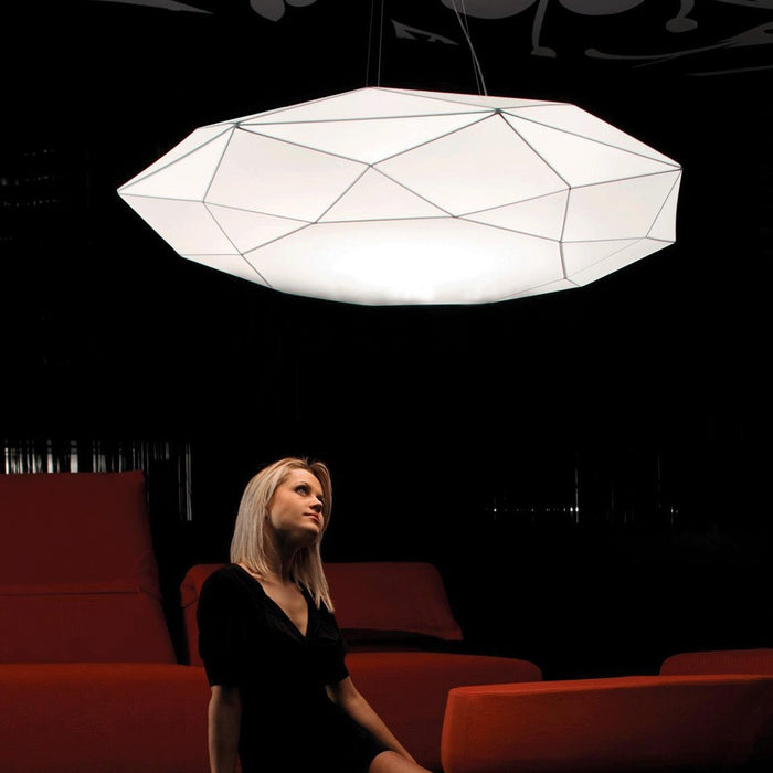Buy online latest and high quality Diamond SO Pendant Light from Morosini | Modern Lighting + Decor