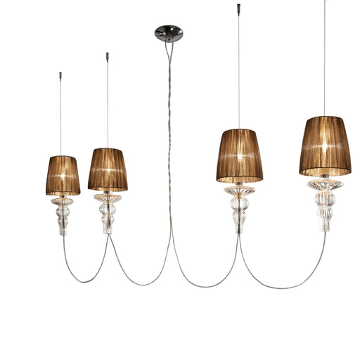 Gadora S4L Suspension Lamp from EviStyle | Modern Lighting + Decor
