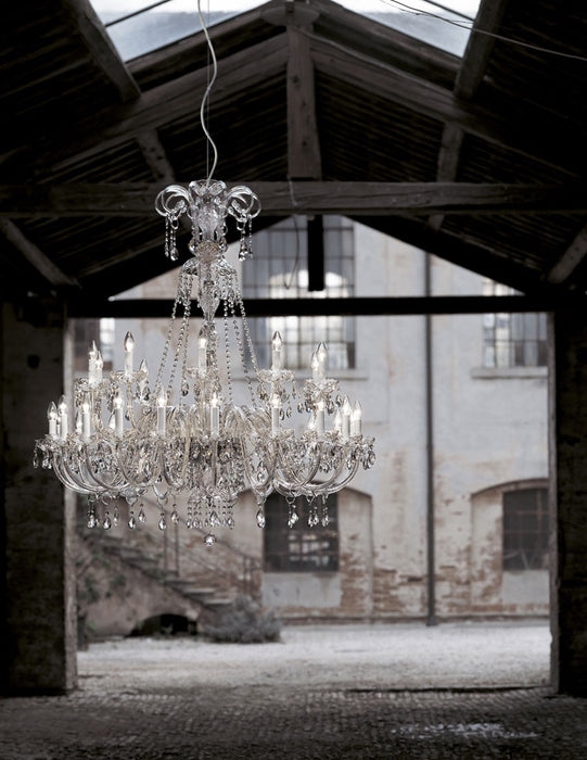 117 Chandelier from ITALAMP | Modern Lighting + Decor