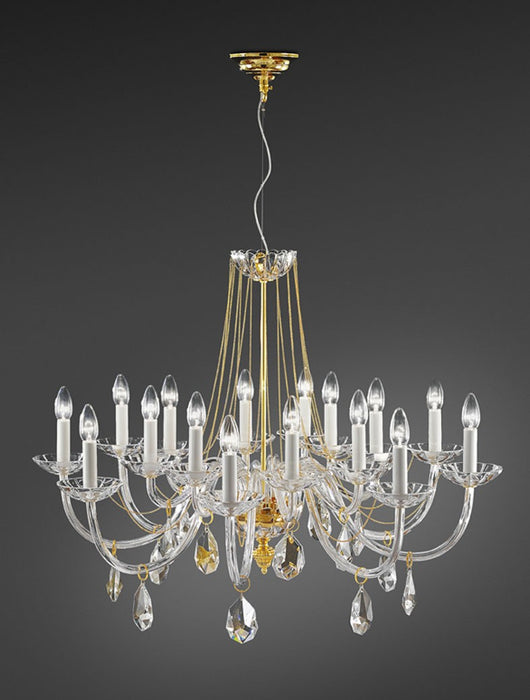 387 Chandelier from ITALAMP | Modern Lighting + Decor