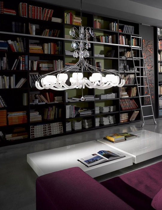 Buy online latest and high quality 475 Chandelier from ITALAMP | Modern Lighting + Decor