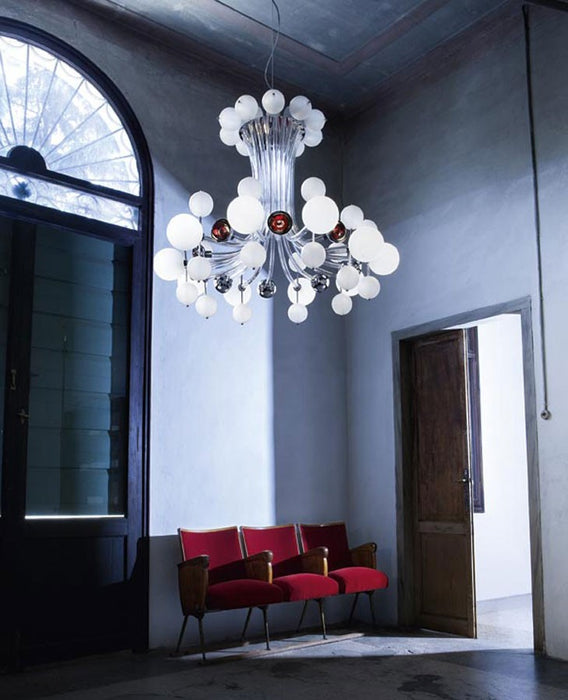 485 Chandelier from ITALAMP | Modern Lighting + Decor