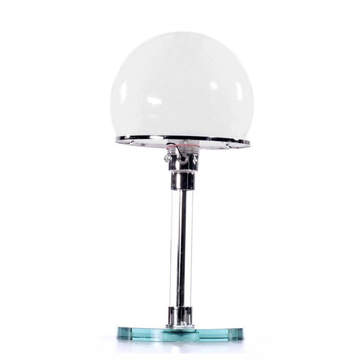 Buy online latest and high quality Wagenfeld WG 24 Table Lamp from Tecnolumen | Modern Lighting + Decor