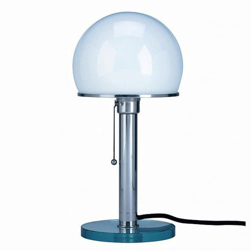 Buy online latest and high quality Wagenfeld WG 25 GL Table Lamp from Tecnolumen | Modern Lighting + Decor