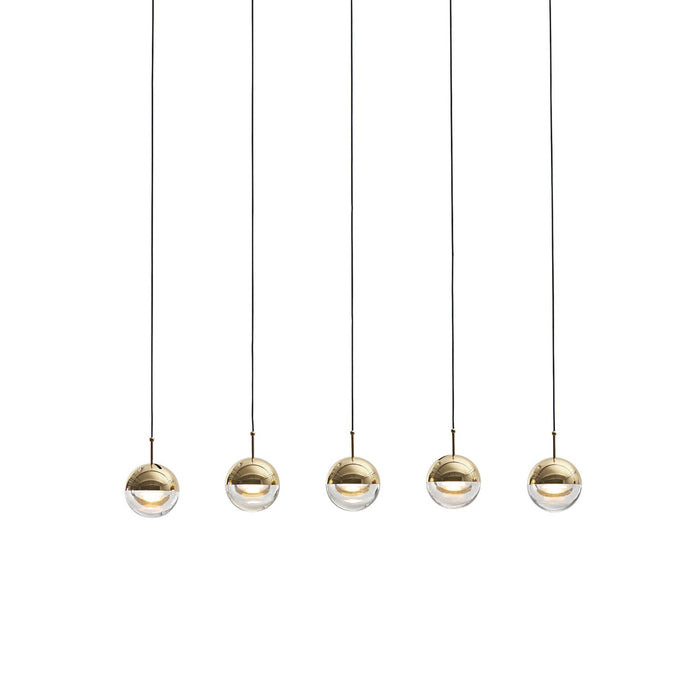 Buy online latest and high quality Dora Multi Light Linear Suspension from Seed Design | Modern Lighting + Decor