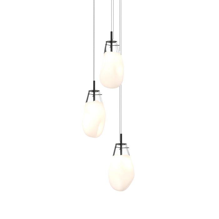 Buy online latest and high quality Liquid Multi Light Pendant from Sonneman | Modern Lighting + Decor
