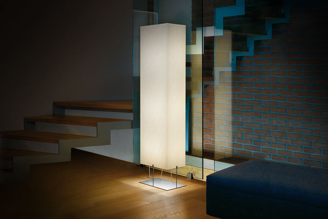 Buy online latest and high quality Minnie Rettangolo floor lamp from Modoluce | Modern Lighting + Decor