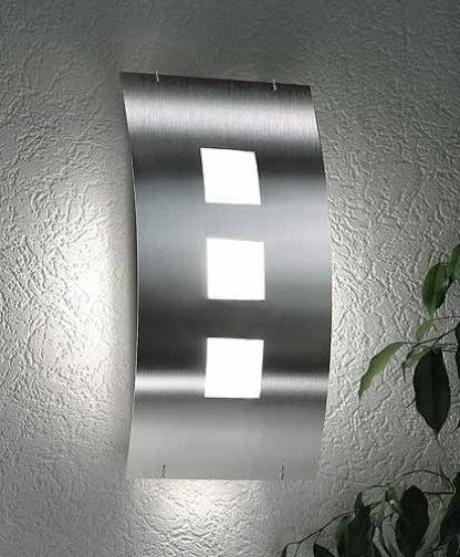 Aqua Toma 23 Outdoor Wall Sconce from CMD | Modern Lighting + Decor