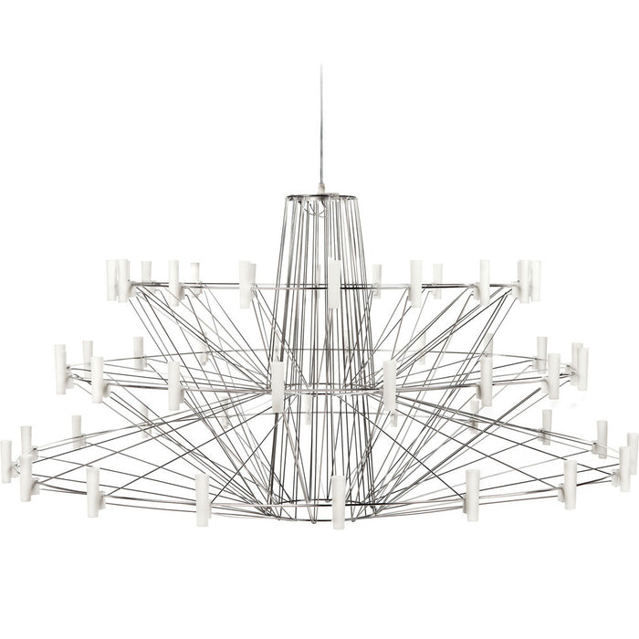 Coppelia Chandelier | Modern Lighting + Decor