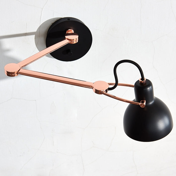 Laito Mini Swing Arm Wall Sconce | Modern Lighting + Decor