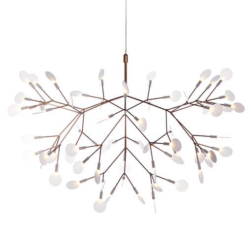 Buy online latest and high quality Heracleum II Led Suspension from Moooi | Modern Lighting + Decor