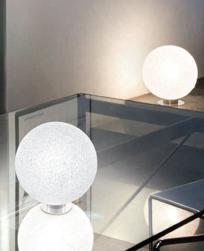 Iceglobe 02 Mini Table lamp from Lumen Center Italia | Modern Lighting + Decor