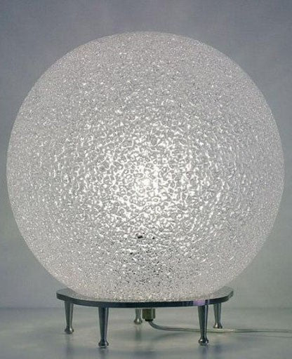 Iceglobe Giant 02 table lamp from Lumen Center Italia | Modern Lighting + Decor