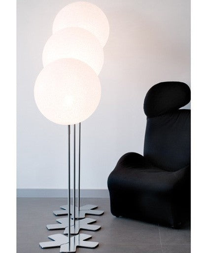 Iceglobe L Floor Lamp from Lumen Center Italia | Modern Lighting + Decor