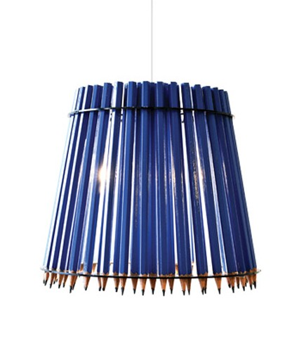 Pencil Suspension Lamp from Tom Rossau | Modern Lighting + Decor