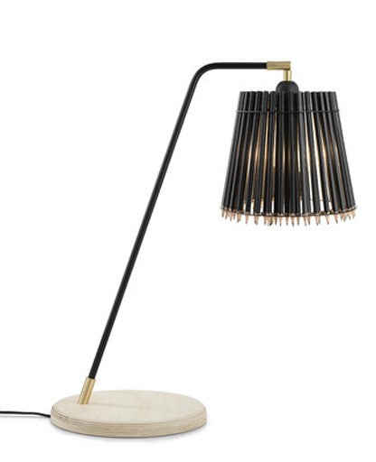 Pencil Table High Lamp from Tom Rossau | Modern Lighting + Decor