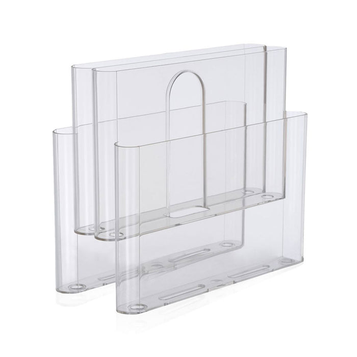 Magazine Rack from Kartell | Modern Lighting + Decor