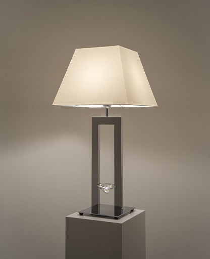 Elements of Love Table Lamp with shade from Ilfari | Modern Lighting + Decor