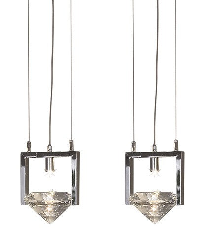 Elements of Love 2 Pendant Light from Ilfari | Modern Lighting + Decor