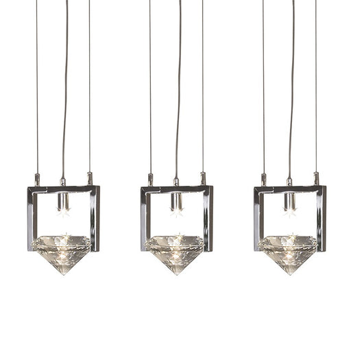 Elements of Love 3 Pendant Light from Ilfari | Modern Lighting + Decor