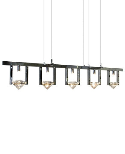 Elements of Love 5L Pendant Light from Ilfari | Modern Lighting + Decor