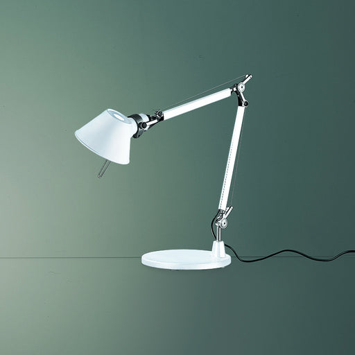 Buy online latest and high quality Tolomeo Micro Desk Lamp from Artemide | Modern Lighting + Decor