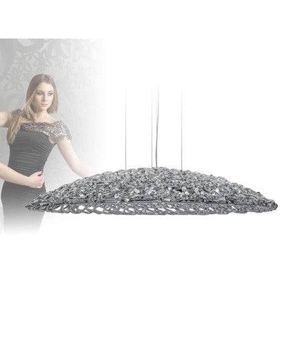 Buy online latest and high quality Night In Paris 8 Chandelier - Round from Ilfari | Modern Lighting + Decor