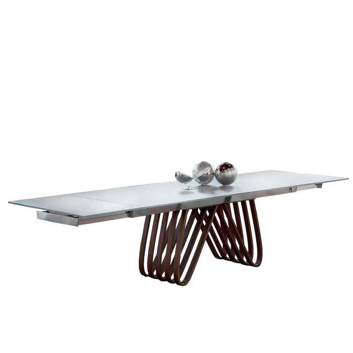 Arpa extension Table, 71-in X 35-in from Tonin Casa | Modern Lighting + Decor