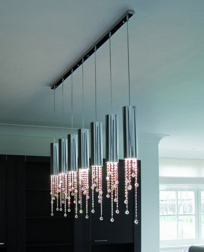 Sexy Crystals Pendant Light - 7/150 from Ilfari | Modern Lighting + Decor