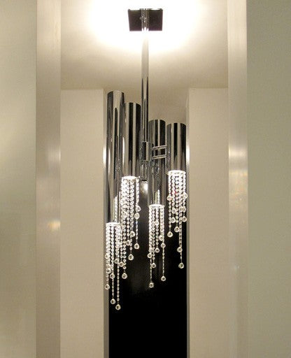 Sexy Crystals Pendant Light from Ilfari | Modern Lighting + Decor