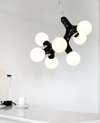 Buy online latest and high quality DNA Triple Pendant Light from Next | Modern Lighting + Decor