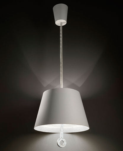 791 Lola Royale Suspension Lamp from ITALAMP | Modern Lighting + Decor