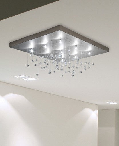 Buy online latest and high quality Sprankling Disk Ceiling Light from Ilfari | Modern Lighting + Decor