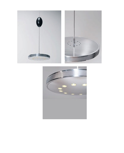 Boss LED suspension from Oligo | Modern Lighting + Decor
