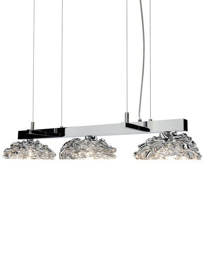 Flowers From Amsterdam 3 Pendant Light from Ilfari | Modern Lighting + Decor