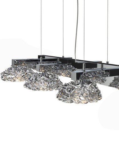 Buy online latest and high quality Flowers From Amsterdam 6 Chandelier from Ilfari | Modern Lighting + Decor