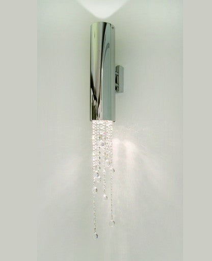 Sexy Crystals Wall Sconce from Ilfari | Modern Lighting + Decor