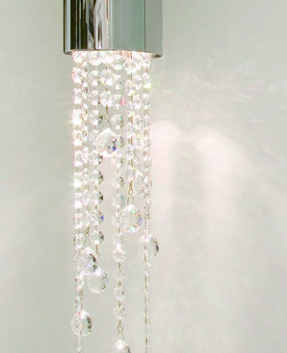 Buy online latest and high quality Sexy Crystals Wall Sconce from Ilfari | Modern Lighting + Decor