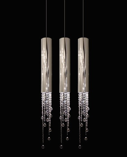 Sexy Crystals Pendant Light - 3/55 from Ilfari | Modern Lighting + Decor